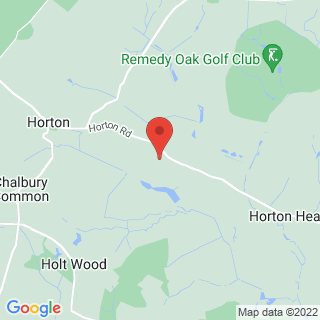 Clay Pigeon Shooting Bournemouth-North Location Map