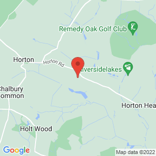 Paintball Bournemouth North Location Map