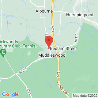 Clay Pigeon Shooting Albourne Location Map