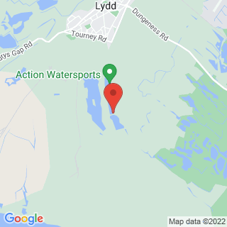 Karting Lydd, Kent Location Map