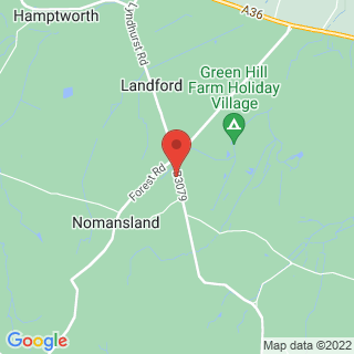 Quad Biking Southampton - Salisbury Location Map
