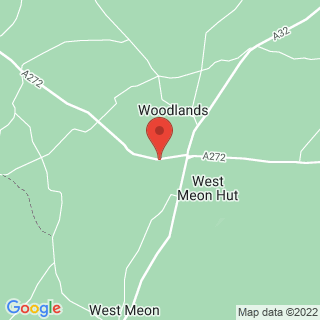 Archery Petersfield, Hampshire Location Map