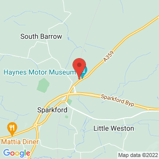 Karting Yeovil, Somerset Location Map