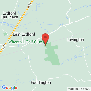 Hot Air Ballooning Long Ashton Location Map