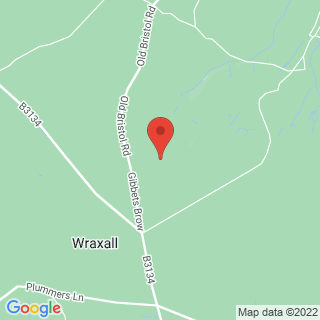 Archery Blagdon, Somerset Location Map
