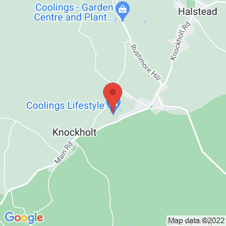 Birds Of Prey Knockholt Location Map