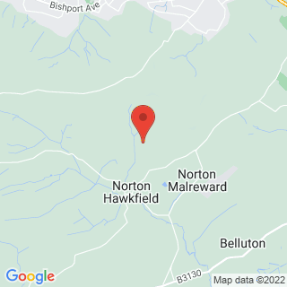 Clay Pigeon Shooting Whitchurch, Bristol Location Map