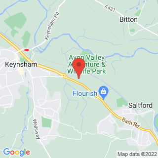 Segway Keynsham, Bath Location Map