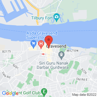Escape Games Gravesend - Gravesham Market Location Map
