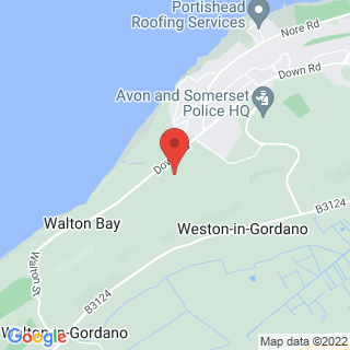 Archery Portishead, Somerset Location Map