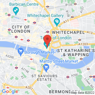Hot Air Ballooning London Location Map