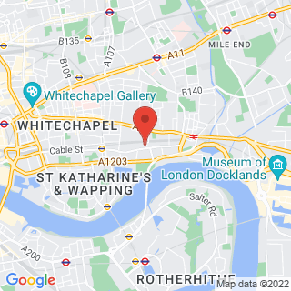 Escape Games Devonport Street, London Location Map