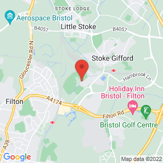 Bubble Football Bristol North Location Map