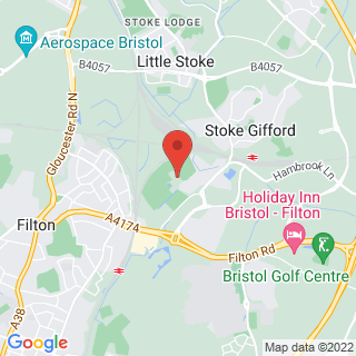 Combat Archery Bristol North Location Map