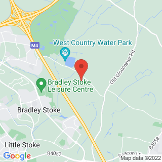 Karting Bristol Location Map