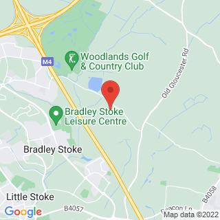 Karting Bradley Stoke, Nr Bristol Location Map