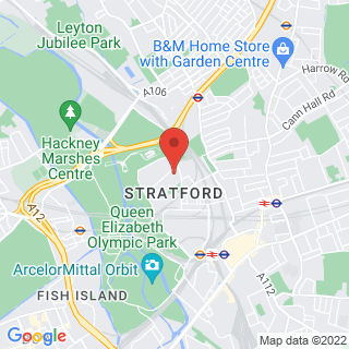 Escape Games Stratford Location Map
