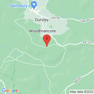 Axe Throwing Dursley Location Map