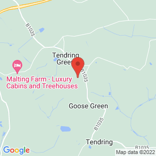Paintball Colchester - Tendring Location Map