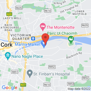 Karting Ballintemple, Cork Location Map