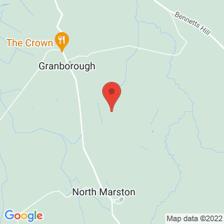 Clay Shooting North Marston Location Map