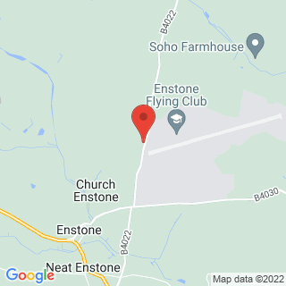 Clay Pigeon Shooting Enstone, Chipping Norton Location Map