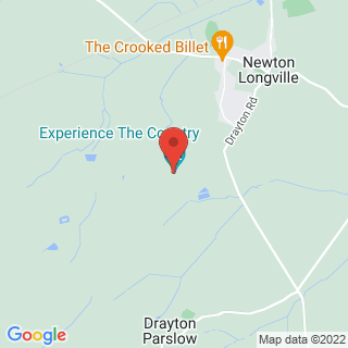Combat Archery Milton Keynes Location Map