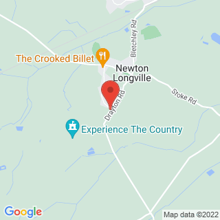 4x4 Off Roading Milton Keynes Location Map