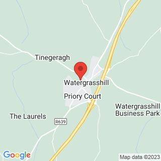 Karting Watergrasshill, Cork Location Map