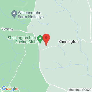 Hang Gliding Banbury Location Map