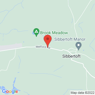 Axe Throwing Market Harborough Location Map