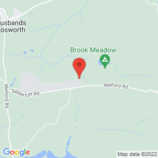 Hovercraft Experiences Market Harborough, Leicestershire Location Map