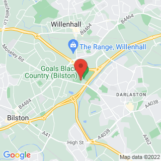 Combat Archery Wolverhampton Location Map