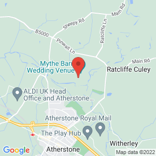 Crossbows Atherstone, Warwickshire Location Map
