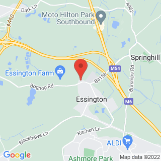 Clay Pigeon Shooting Essington, Wolverhampton Location Map