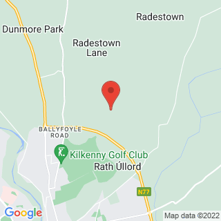 Clays Bonnetsrath, Kilkenny Location Map