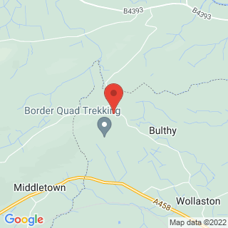 Paintball Shropshire - Shrewsbury Location Map