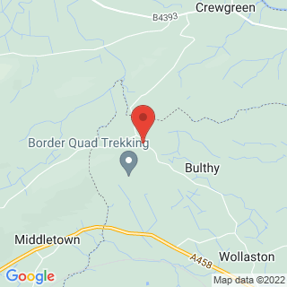 Off Road Karting Powys, Clwyd Location Map