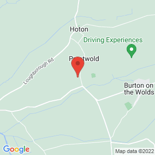 Driving Experiences Prestwold, Leicestershire Location Map