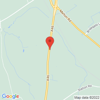 Karting Melton Mowbray, Leicestershire Location Map