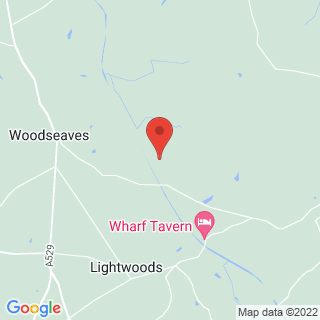Clay Pigeon Shooting Hodnet, Shropshire Location Map