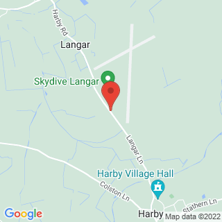 Karting Nottingham - Langar Location Map