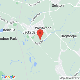 Zorbing Nottingham Location Map