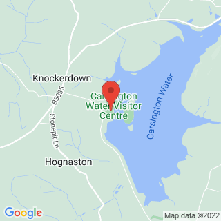 Wind Surfing Ashbourne Location Map