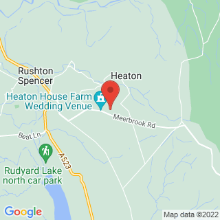 Zorbing Macclesfield Location Map