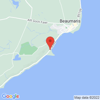 Kayaking Beaumaris Isle Of Anglesey Location Map