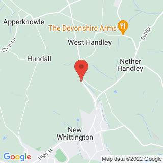 Airsoft Chesterfield, Derbyshire Location Map