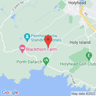 Kayaking Anglesey  Location Map