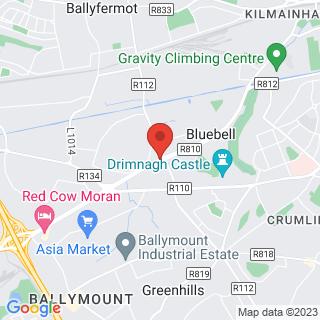Karting Kylemore, Dublin Location Map