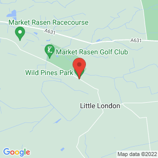 Orienteering Little London Location Map